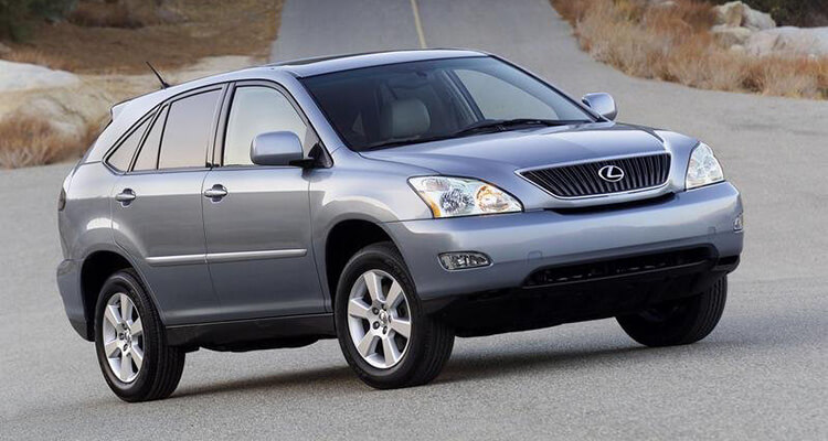 Led RX 2 (2003-2009)