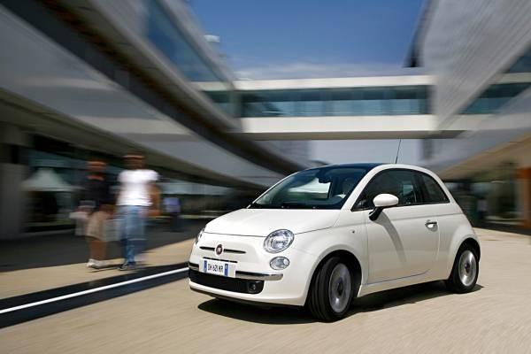 Led Fiat 500 (2007-2019)