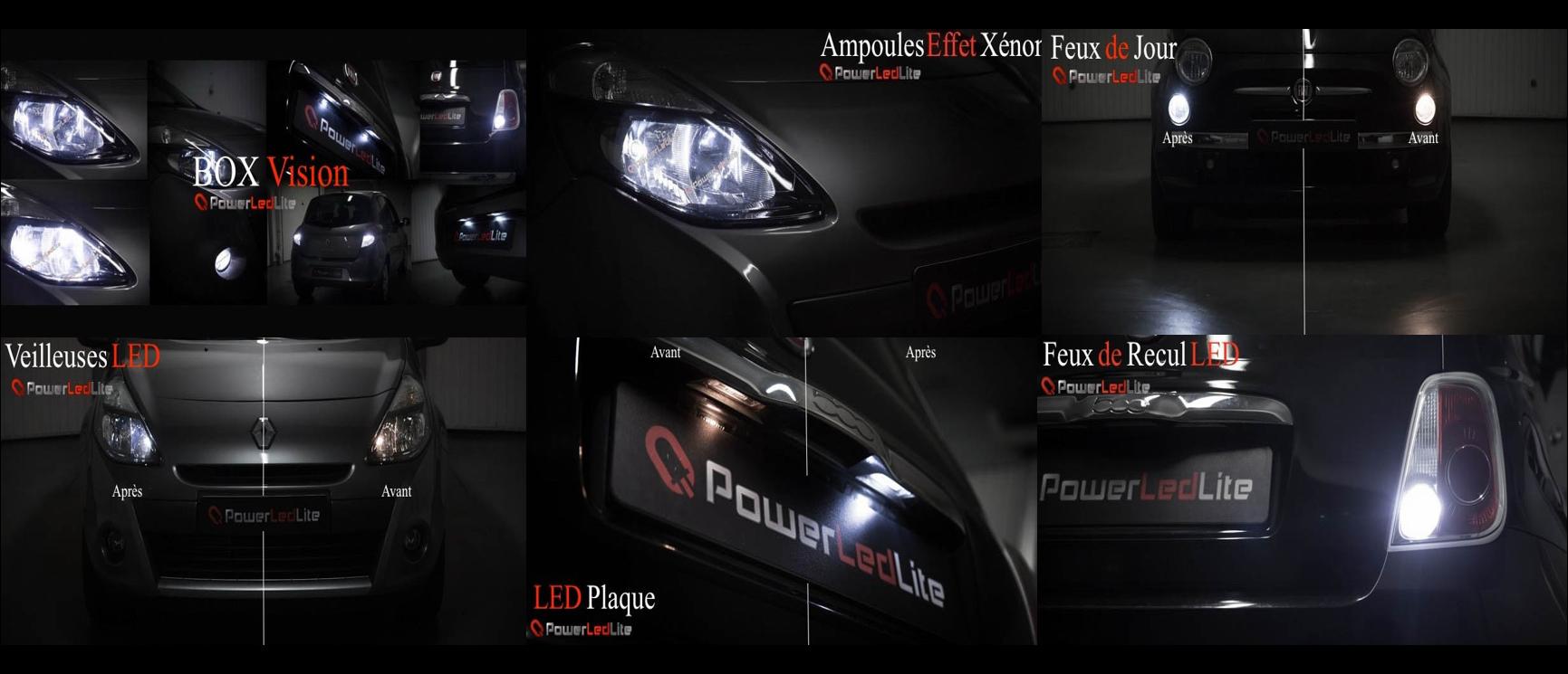Produits PowerLedLite